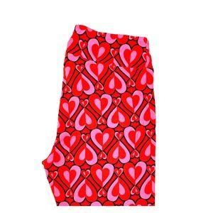 Lularoe Valentines Day leggings One Size